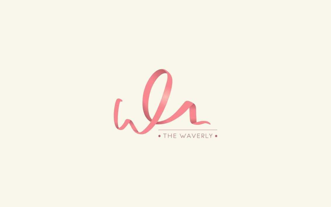 The Waverly Hotel Logo - Y & People Communication Branding Portfolio